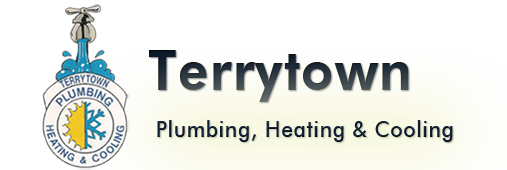Terrytown Plumbing Heating & Cooling Retina Logo